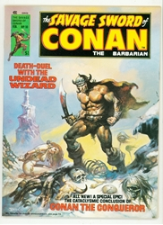 Picture of Savage Sword of Conan #10