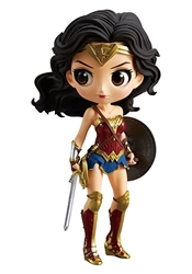 Picture of Q Posket Justice League Wonder Woman Figure