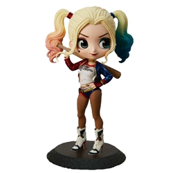 Picture of Q Posket Suicide Squad Harley Quinn Figure