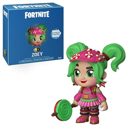 Picture of 5 Star Fortnite Zoey Vinyl Figure