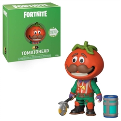 Picture of 5 Star Fortnite Tomatohead Vinyl Figure