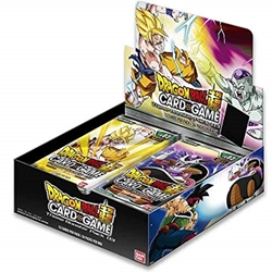 Picture of Dragon Ball Super CCG Clash of Fate Themed Booster Pack