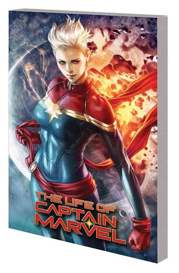 Life of Captain Marvel (2018) TP