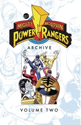 Picture of Mighty Morphin Power Rangers Archive TP VOL 02