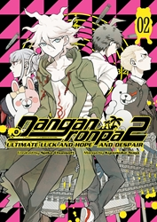 Picture of Danganronpa 2 Vol 02 SC Ultimate Luck and Hope and Despair