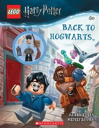 Picture of LEGO Harry Potter Back to Hogwarts Activity Book with Minifigure