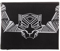 Picture of Black Panther Made in Wakanda Bi-Fold Wallet