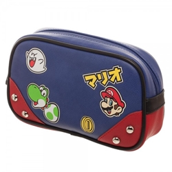 Picture of Super Mario Bros Nintendo Cosmetic Bag