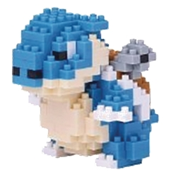 Picture of Pokemon Blastoise Nanoblock Set