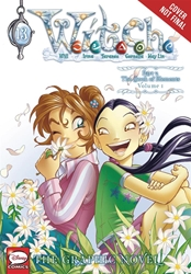 Picture of Witch Part 5 Book of Elements GN VOL 01