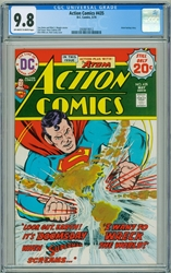 Picture of Action Comics #435