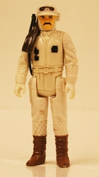 Picture of Star Wars Vintage Rebel Commander Loose Action Figure
