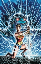 Picture of Wonder Woman by Walter Simonson and Jerry Odrway TP