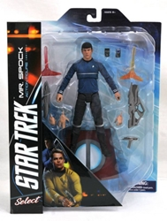 Picture of Star Trek Into Darkness Mr. Spock Select Figure