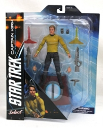Picture of Star Trek Into Darkness Captain Kirk Select Figure