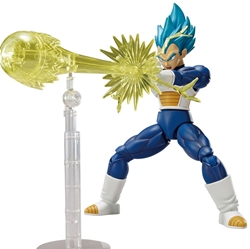 Picture of Dragon Ball Super Saiyan God Vegeta Figure-rise Model Kit