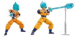 Picture of Dragon Ball Super Saiyan God Son Goku Figure-rise Model Kit
