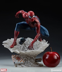 Picture of Spider-Man Mark Brooks Statue