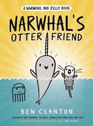 Picture of Narwhal and Jelly Vol 04 HC Narwhal's Otter Friend