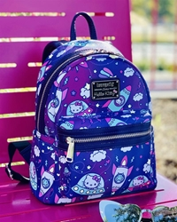 Picture of Hello Kitty Spaceship Mini Backpack