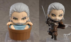 Picture of Witcher 3 Geralt Nendoroid Figure