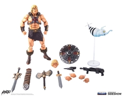 Picture of He-Man Sixth Scale Mondo Figure Masters of the Universe