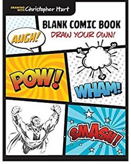 blankcomicbook