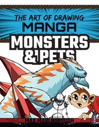 Picture of Art of Drawing Manga Monsters and Pets