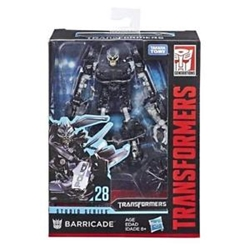 Picture of Transformers Generations Barricade Figure