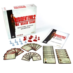 Picture of Resident Evil 2 Board Game Survival Horror Expansion