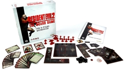 Picture of Resident Evil 2 Board Game The B-Files Expansion