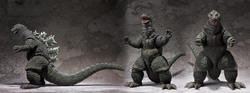 Picture of Godzilla 1962 Vs Godzilla s.h.MonsterArts Figure