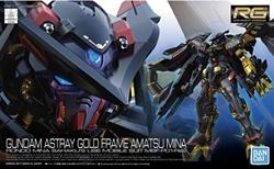 Picture of Gundam Astray Gold Frame Amatsu Mina RG 1/144 Model Kit