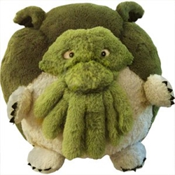 """Picture of Cthulhu Squishable 15"""" Plush"""