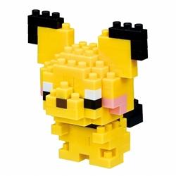 Picture of Pokemon Pichu Nanoblock Set