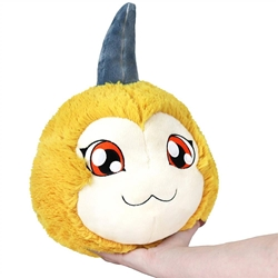 "Picture of Digimon Tsunomon Mini Squishable 7"" Plush"