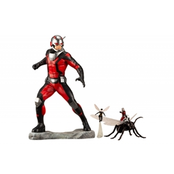 Picture of Ant-Man and Wasp Marvel ArtFX+ Statue