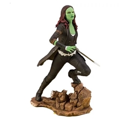 Picture of Guardians of the Galaxy Gamora Infinity War ArtFX+ Statue