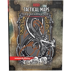 Picture of Dungeons and Dragons RPG: Tactics Maps Reincarnated