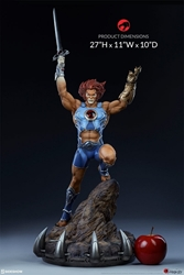 Picture of Thundercats Lion-O Statue
