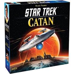 Picture of Catan Star Trek Board Game