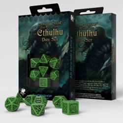 Picture of Call of Cthulhu The Other Gods Dice Set