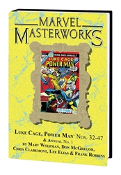 Picture of Marvel Masterworks Luke Cage Power Man HC VOL 03
