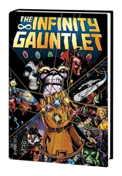 Picture of Infinity Gauntlet HC Deluxe Edition