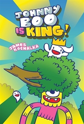 Picture of Johnny Boo Vol 09 HC Johnny Boo Is King