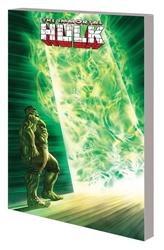 Picture of Immortal Hulk Vol 02 SC Green Door