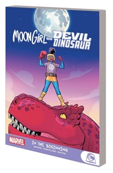 Picture of Moon Girl and Devil Dinosaur Vol 01 SC Beginning