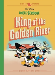 Picture of Disney Masters Vol 06 HC Uncle Scrooge King of the Golden River