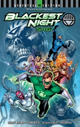 Picture of Blackest Night Saga Essential Edition SC
