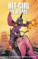 Picture of Hit-Girl Vol 03 SC Rome